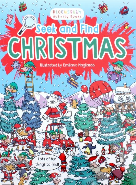 Seek and Find Christmas
