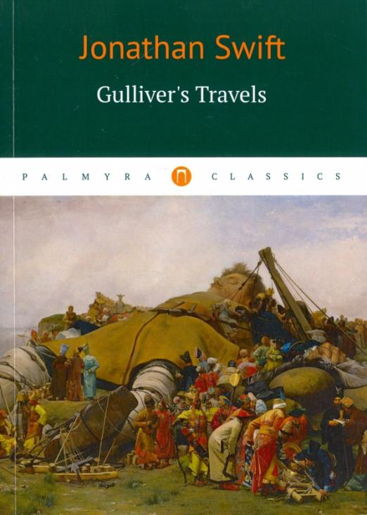 """Travels into Several Remote Nations of the World. In Four Parts. By Lemuel Gulliver, First a Surgeon, and then a Captain of Several Ships, commonly known as Gulliver's Travels (1726, amended 1735), is a prose satire both on human nature and the """"travellers tales"""" literary subgenre of the day. It is Swift's best known full-length work, and a classic of English literature."""