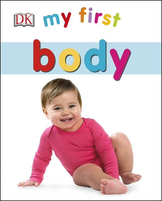 The ideal first book to introduce parts of the body to toddlers. My First Body is packed with colourful images to help build the foundation of early learning. Help your toddler learn all about the human body in My First Body. With colourful, bright pictures of parts of the body alongside clear word-labels your little one will discover faces, legs, arms and feet. My First Body keeps early learning simple and fun for your little one. Perfect for encouraging children to build vocabulary and language skills, My First Body helps toddlers grasp early concepts. Your little one will love discovering different parts of the body while holding the chunky pages of this tactile board book. Read it together and help them turn the pages and learn all about body parts.
