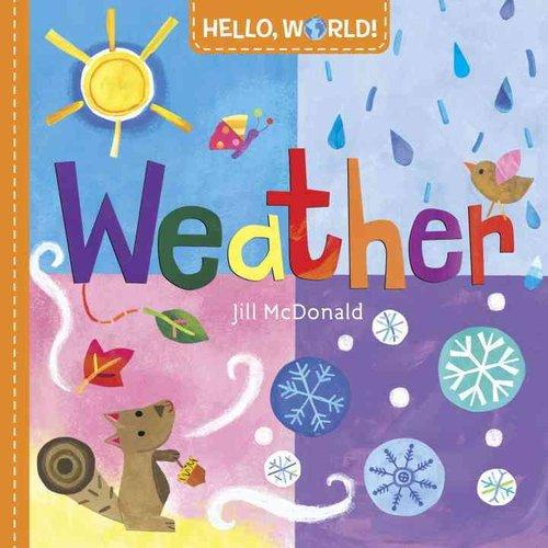 Now even the youngest children can enjoy learning about the world around them. Hello, World is a new series designed to help parents introduce simple nonfiction concepts to their babies and toddlers.