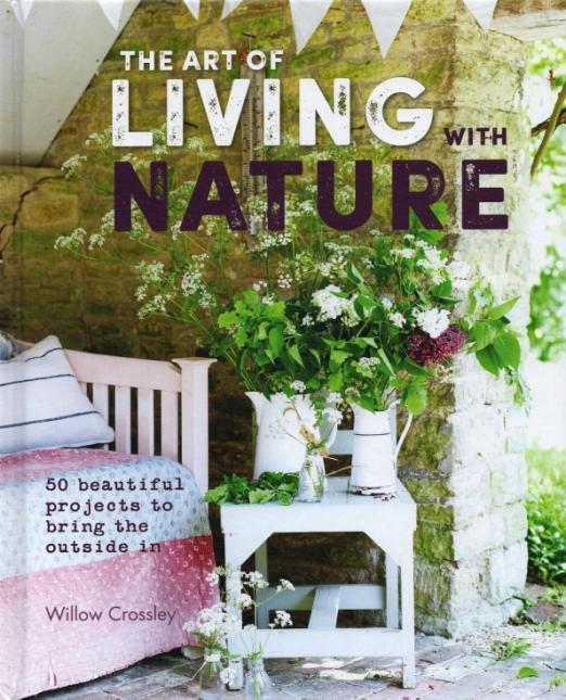 Learn how to make beautiful, nature-inspired, decorations, and arrangements with The Art of Living with Nature. Divided into five separate chapters: Woodland, Flora, Fauna, Edibles, and Beach, The Art of Living with Nature contains 50 innovative ideas to decorate your home, ranging from hellebores displayed in test tubes to wreaths made from hydrangeas. Filled with tips and useful techniques to make the most out of your blooms, there will be a project to suit every occasion—whether you need napkin rings made of sea urchins, a stunning display of spring narcissi planted in wooden wine boxes, or a stylish wall display of antlers and feathers. By combining her passions for the great outdoors and natural beauty, Willow provides instructions about how to make the most of your flower-shop purchases, beachcombing bounty, home-grown harvests, and hedgerow finds.