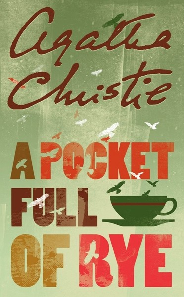 Книга A Pocket Full of Rye. Christie Agatha