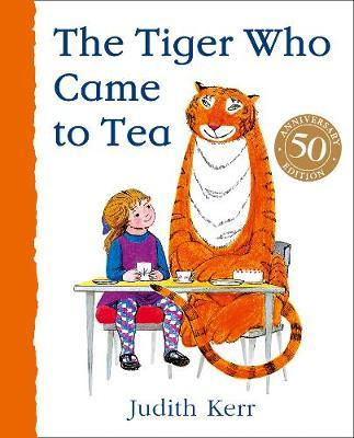 Share in fifty years of magic. The classic story of Sophie and her extraordinary teatime guest is loved by millions of children and was first published fifty years ago. Now available in a new, cased board book format. The Tiger has been coming to Tea for 50 glorious years! Celebrate this incredible anniversary with this brand new cased board book edition of the beloved classic. The doorbell rings just as Sophie and her mummy are sitting down to tea. Who could it possibly be? What they certainly...