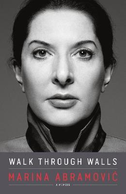 """This memoir spans Marina Abramovic's five decade career, and tells a life story that is almost as exhilarating and extraordinary as her groundbreaking performance art. Taking us from her early life in communist ex-Yugoslavia, to her time as a young art student in Belgrade in the 1970s, where she first made her mark with a series of pieces that used the body as a canvas, the book also describes her relationship with the West German performance artist named Ulay who was her lover and sole collaborator for 12 years. Abramovic has collaborated with stars from Lady Gaga to Jay-Z, James Franco and Willem Dafoe. Best known for her recent pieces """"The Artist is Present"""" and """"512 Hours"""", this book is a fascinating insight into the life of one of the most important artists working today, and the woman who has been described as """"the grandmother of performance art""""."""