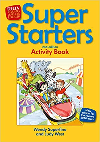 Super Starters is an ideal preparation course for the Cambridge English: Young Learners Starters test. Super Starters 2nd edition has been extensively revised and updated for the 2018 syllabus with sparkling new artwork and additional teacher resources, including material for the Interactive Whiteboard. Super Starters is much more than a test preparation course. It places special emphasis on making learning English and preparing for the test fun! The course offers.