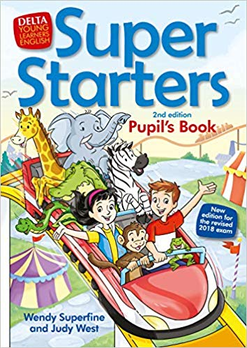 Super Starters is an ideal preparation course for the Cambridge English: Young Learners Starters test. Super Starters 2nd edition has been extensively revised and updated for the 2018 syllabus with sparkling new artwork and additional teacher resources, including material for the Interactive Whiteboard. Super Starters is much more than a test preparation course. It places special emphasis on making learning English and preparing for the test fun!es, including material for the Interactive Whiteboard.