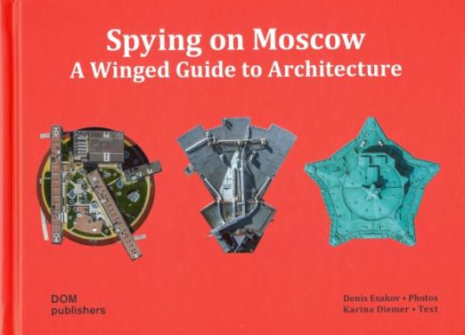 This collector's album presents Moscow's architectural icons. With photographic precision, Denis Esakov captures the fifth façade of the largest European metropolis: roofs, domes, and cube-like buildings stacked on top of each other. By gazing through the drone's eye, the artist fosters a novel visual aesthetic that opens up new vistas, even for Moscow connoisseurs.