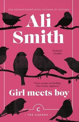Girl meets boy. It's a story as old as time. But what happens when an old story meets a brand new set of circumstances?  Ali Smith's remix of Ovid's most joyful metamorphosis is a story about the kind of fluidity that can't be bottled and sold. It is about girls and boys, girls and girls, love and transformation, a story of puns and doubles, reversals and revelations. Funny and fresh, poetic and political, here is a tale of change for the modern world.