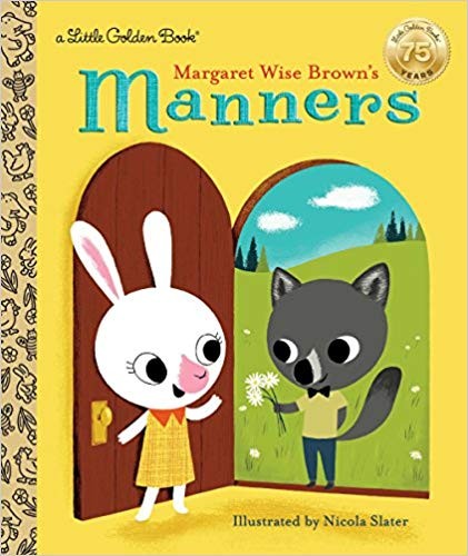 In this witty book by Margaret Wise Brown, adorable animal characters show how good manners can open up the world to a child. Simple text uses opposites to illustrate a good way and a not-so-good way to wait in line, eat at the table, behave at a party, and treat an animal. Even the youngest children will quickly understand the message, brought to them in a gentle and amusing way. By the author of Goodnight Moon—who knew a thing or two about how to reach and teach young readers.