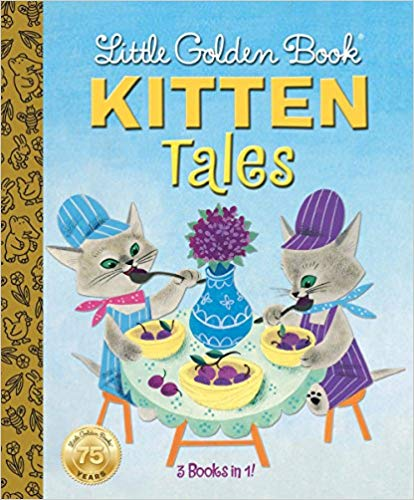 This purrrr-fect cat collection of classic Little Golden Books includes The Color Kittens, The Kitten Who Thought He Was a Mouse, and The Shy Little Kitten. Featuring the beloved artwork of Alice and Martin Provensen, Gustaf Tenggren, and Garth Williams, this deluxe edition is the cat's meow and will delight feline fans of all ages!