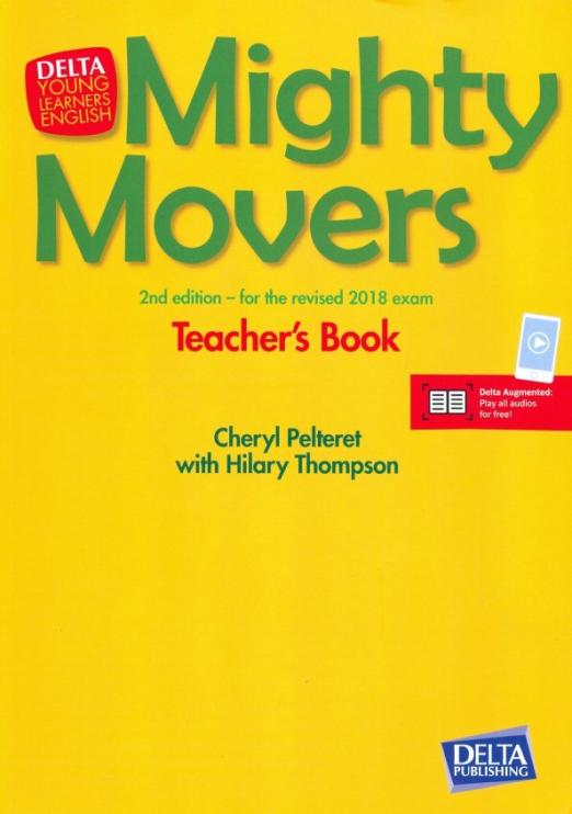 Mighty Movers is the second in a three-level series for young learners of English. It is based on the syllabus of the Cambridge Young Learners Movers Test and is designed to ensure successful learning in children preparing for that Test. Mighty Movers is an activity-based course and can also be used with any young learner in the 7-9 age range.