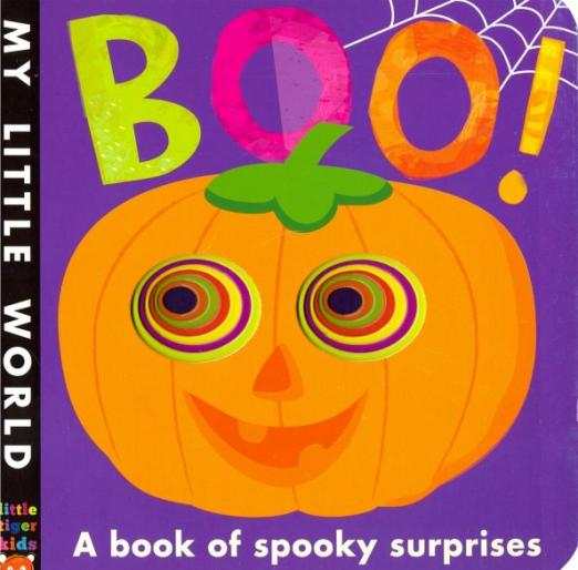 Boo! A book of spooky surprises
