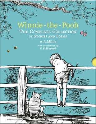 Winnie-the-Pooh. The Complete Collection of Stories and Poems