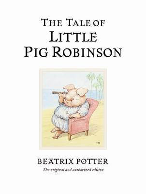 Книга The Tale of Little Pig Robinson. Potter Beatrix
