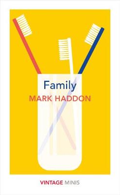 Where do you go if you can't feel at home in your own family? When the people who made you can't fathom who you become? In these three tales of quarrelling clans and fraught reunions, Mark Haddon shows family in its frank, unsparing yet frequently absurd light, and, in doing so charts a stormy course into the crucible of the self.