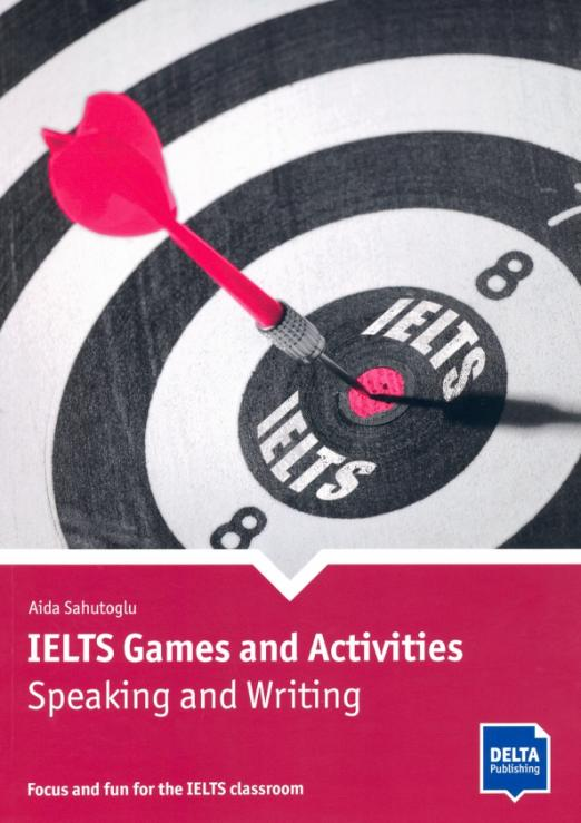 IELTS Games and Activities: Speaking and Writing offers a wide range of photocopiable communicative and collaborative games and activities for the IELTS preparation classroom. The refreshingly creative ideas and innovative worksheets are all designed with the requirements of the Speaking and Writing modules in mind. The games and activities not only help keep student motivation levels up, but they focus on developing skills and language in the following IELTS assessment categories: lexical resources, grammatical range and accuracy, coherence and cohesion, and task achievement. This book is primarily intended for IELTS teachers and their students, but can be used in a range of teaching situations.