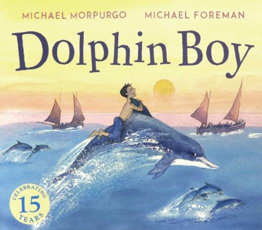 Discover this spellbinding story from former Children's Laureate and author of War Horse Michael Morpurgo, and illustrated by multi-award-winning Michael Foreman.  Jim lives in a Cornish fishing village - but since the fish disappeared, no one goes fishing any more. One day, Jim spots a dolphin beached on the sand, and soon the whole village is working together to return the dolphin to the water. The dolphin stays in the harbour, playing with Jim and the swimmers, but then the dolphin disappears... will Jim ever see him again?