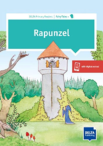 Rapunzel lived with a witch. When she was 12, the witch decided that Rapunzel should live in a tower with no door. Rapunzel's hair grew very long. Every time the witch visited her, she let her hair down so that the witch could climb up. One day a prince came to the tower. How could he get in? And how could they get out? The story and the pictures will help you find out!