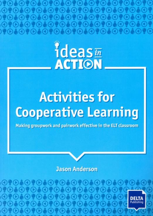 Ideas in Action: Activities for Cooperative Learning provides English teachers of teens and adults with a wide range of ideas for activities that will get learners interacting and communicating effectively in the English language classroom. Each activity type is accompanied by a ready to go photocopiable example so that you can try them out in your classroom, and learn from the experience. Activities for Cooperative Learning links the theory and practice of cooperative learning to enable you to learn about one of the most researched and effective approaches in mainstream teaching in the comfort of your own classroom.