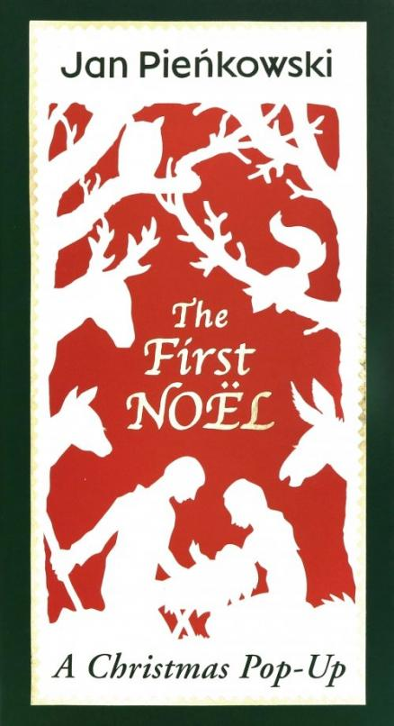 The First Noel. Christmas pop up