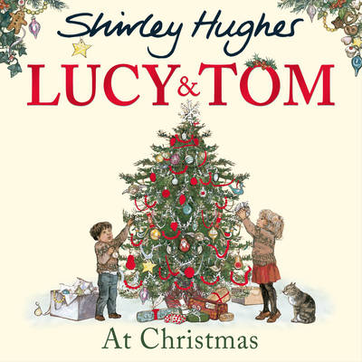 It's Christmas, and Lucy and Tom are getting ready! There are cards to make, a tree to decorate and presents to hide. And how can you get to sleep when Father Christmas may be coming? This classic picture book from the creator of Dogger is the perfect book for Christmas excitement.