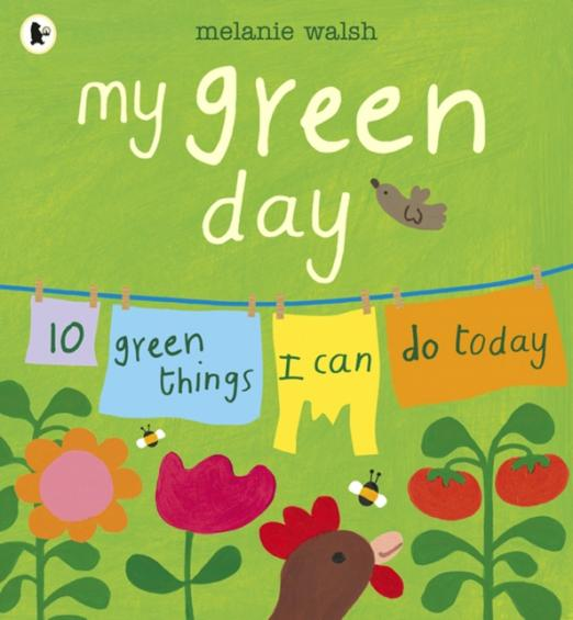 My Green Day: 10 Green Things