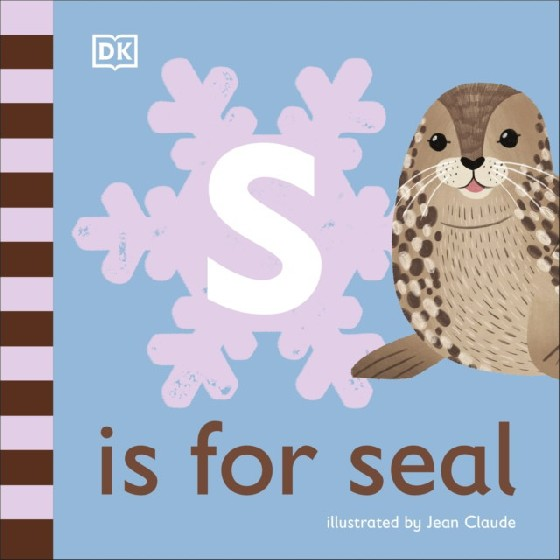 The latest title in DKs new alphabet series, S is for Seal looks at seal-related words that begin with the letter s. Take a first look at the lives of seals in this beautifully illustrated nonfiction board book for babies and toddlers. Part of DKs illustrated animal alphabet series, S is for Seal is the 19th picture book installment, a perfect first nonfiction book for young children. The friendly, read-aloud text and delightful illustrations will have young animal-lovers smiling in no time as they learn new words about seals that all begin with the letter s. Have fun with your little one by pointing to the colorful illustrations that tell the story of these amazing animals. Learn what baby seals are called, where they live, and how they communicate with one another. Filled with simple, playful facts, S is for Seal provides lots to talk about and lots to look at for curious, animal loving babies and toddlers everywhere.