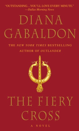 """Crossing the boundaries of genre with its unrivalled storytelling, Diana Gabaldon's new novel is a gift both to her millions of loyal fans and to the lucky readers who have yet to discover her. In the ten years since her extraordinary debut novel, """"Outlander"""", was published, beloved author Diana Gabaldon has entertained scores of readers with her heart-stirring stories and remarkable characters. The four volumes of her bestselling saga, featuring eighteenth-century Scotsman James Fraser and his twentieth-century, time-travelling wife, Claire Randall, boasts nearly 5 million copies in the U.S. The story of """"Outlander"""" begins just after the Second World War, when a British field nurse named Claire Randall walks through a cleft stone in the Scottish highlands and is transported back some two hundred years to 1743. Here, now, is """"The Fiery Cross"""", the eagerly awaited fifth volume in this remarkable, award-winning series of historical novels. The year is 1771, and war is approaching. Jamie Fraser's wife has told him so. Little as he wishes to, he must believe it, for hers is a gift of dreadful prophecy — a time-traveller's certain knowledge. To break his oath to the Crown will brand him a traitor; to keep it is certain doom. Jamie Fraser stands in the shadow of the fiery cross — a standard that leads nowhere but to the bloody brink of war."""