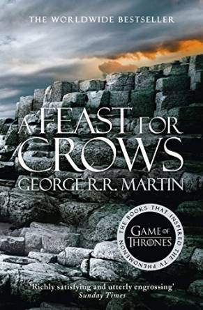 Книга A Feast for Crows. George R. R. Martin